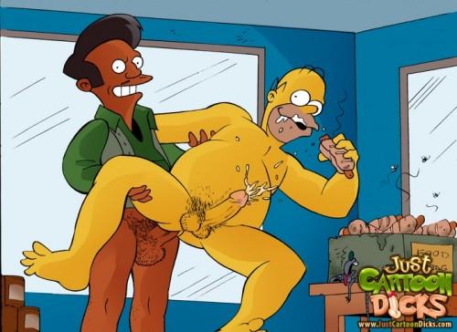 Simpsons gay03