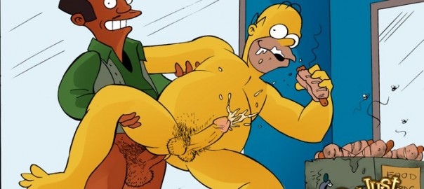 Simpsons gay03