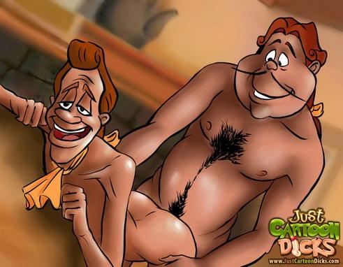 Just Cartoon Dicks